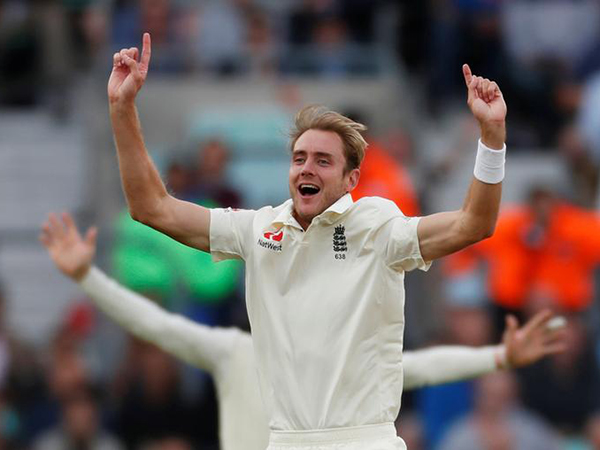 Stuart Broad takes hat-trick as England bowlers claim 19 wickets in tour match