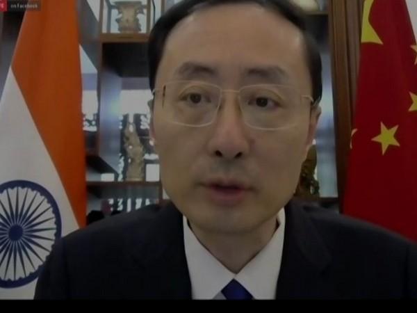 Chinese Ambassador to India Sun Weidong