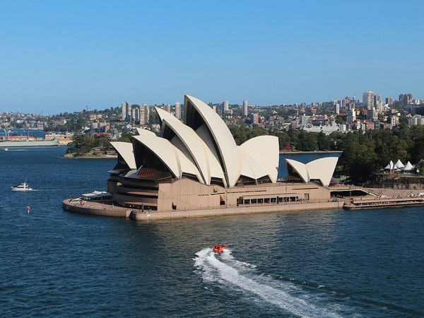 Sydney Opera Harbour (File photo)