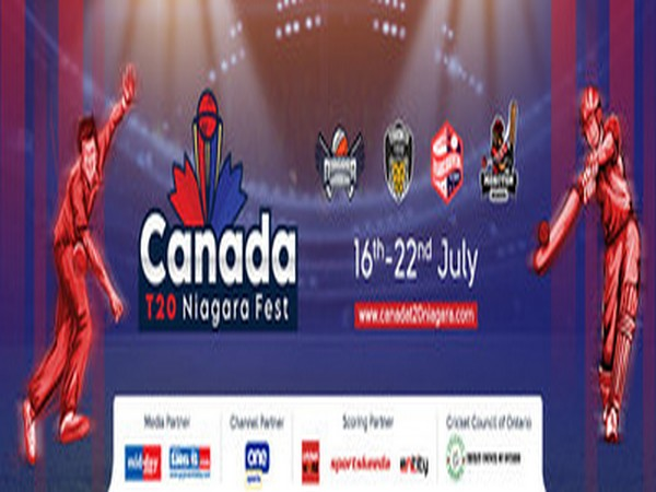 A treat to millions of cricket fans as Canada T20 Niagara Fest comes back on 16th July 2020 in Canada