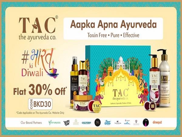 Get ready to celebrate #BharatKiDiwali with TAC
