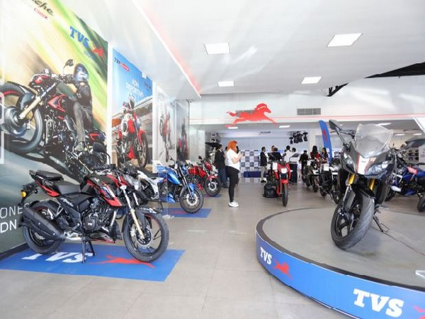 Motomundo will facilitate sales and service of TVS products across all its stores