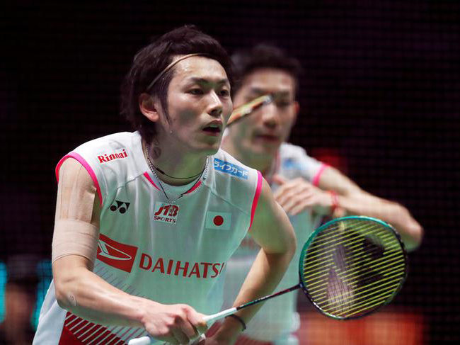 Japan beats Indonesia 3-1 to fight against China for Sudirman Cup title