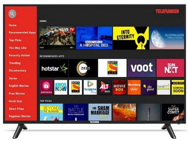 Telefunken announces massive discount on seven TVs during Amazon Great Indian Sale 2020