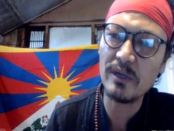 Tibet's independence will secure India's boundary with China, says Tibetan activist