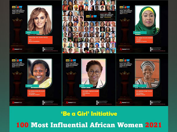 President of Tanzania, Merck Foundation CEO among Most Influential African Women 2021