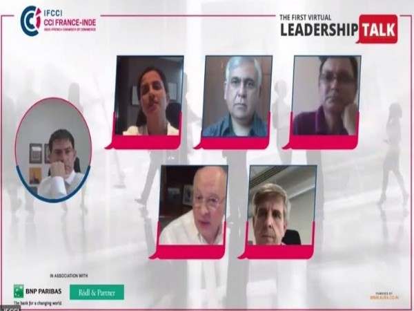 Series of Virtual Leadership Talk on business in India curated by IFCCI