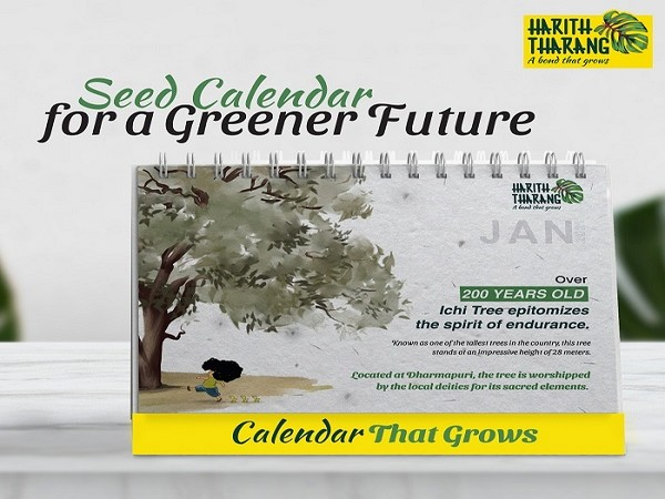 Harith Tharang launches Seed Calendar for a greener future