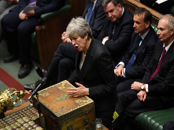 Theresa May faces heat over Saudi arms sales at PMQs