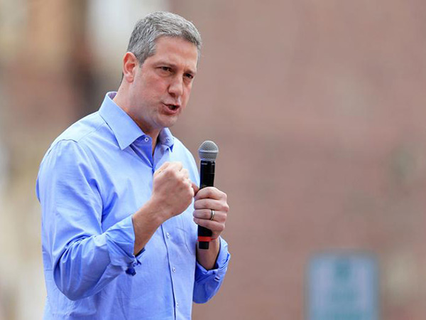 Rep. Tim Ryan holds kickoff rally in Ohio, says he wants to unite 'divided country'