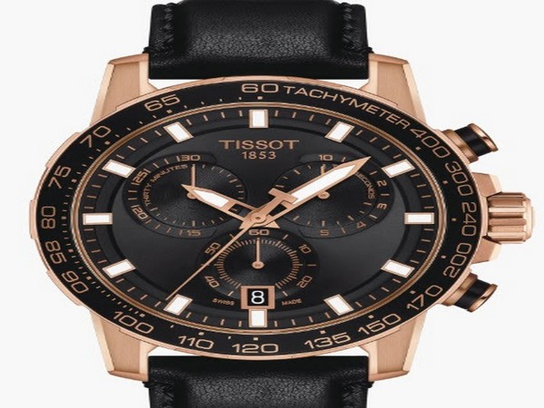 Tissot SuperSport Chrono Unyielding in the Scrum