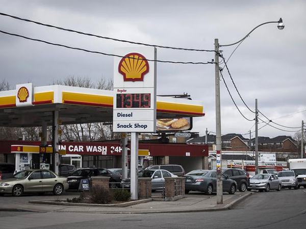 Toronto-area gas stations running low after extreme weather