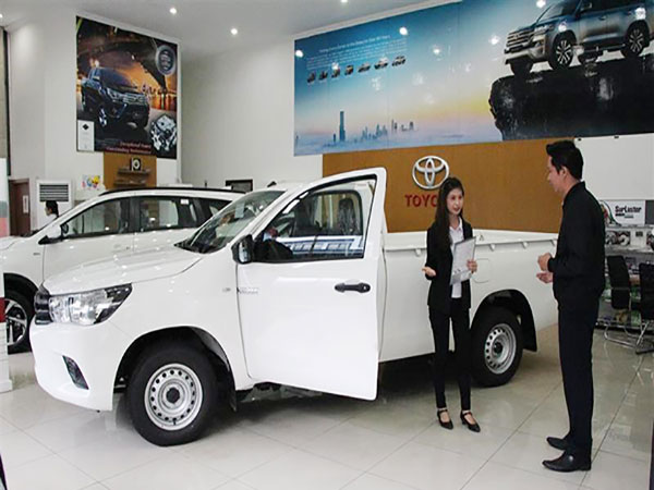 Toyota Nezas dealership in Myanmar to begin selling in 2020