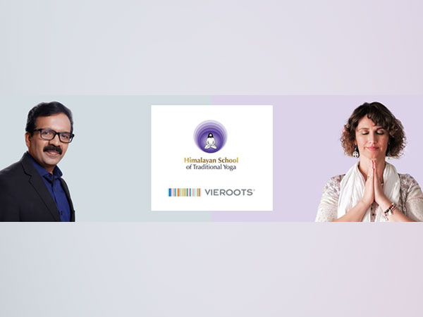Personalization Comes to Yoga: 2 Giants - Dr Sajeev Nair and Mohan ji to form alliance: Vieroots join hands with the Himalayan School of Traditional Yoga