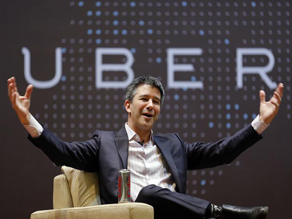Uber IPO: Travis Kalanick won't ring NYSE bell, report says