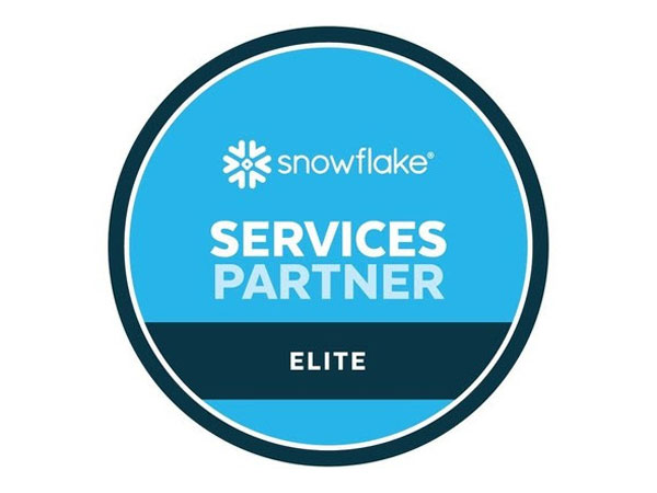 Tredence achieves Snowflake's Elite Services partner status by aiding global enterprises in turning data into a strategic asset