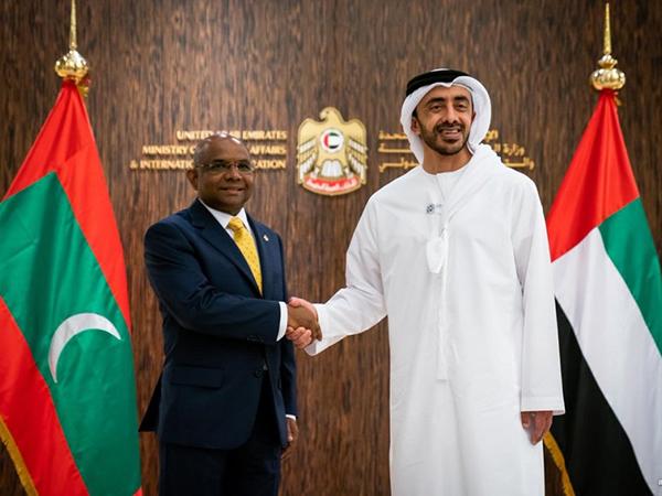 UAE waives visa fee for Maldives
