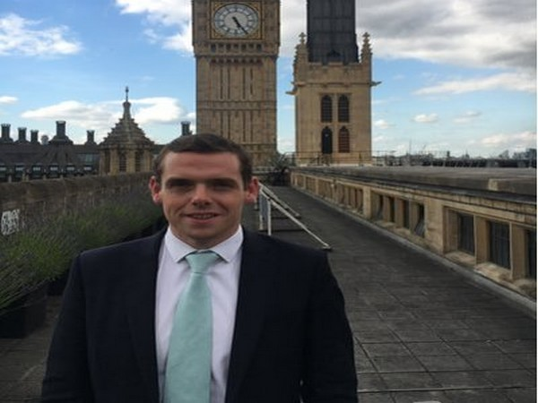 Tory MP Douglas Ross (Picture Credits: Twitter/ Douglas Ross)