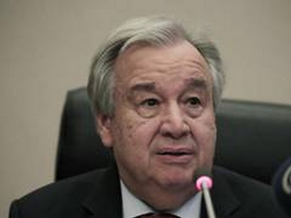 UN Secretary-General Antonio Guterres (File photo)