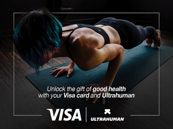 Ultrahuman partners with Visa to make good health accessible to its cardholders