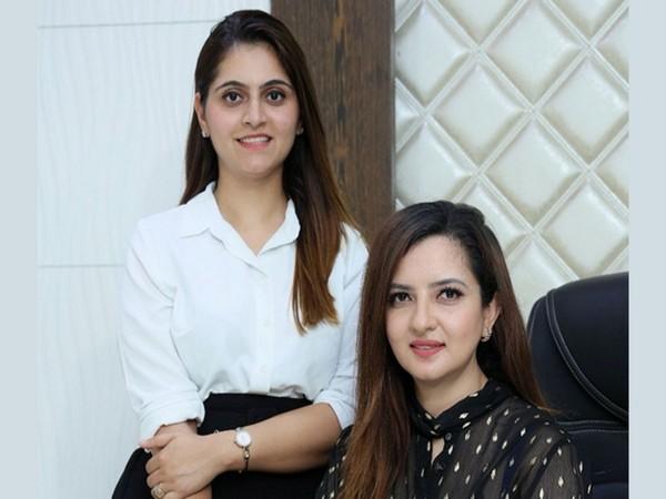 Mehru Soni and Sanika Narang Sarna