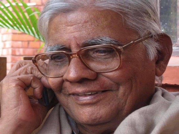 Former Planning Commission member Dr Vaidyanathan passes away