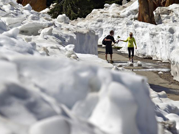 Eastern Canadians have slippery grasp on realities of Vancouver snow