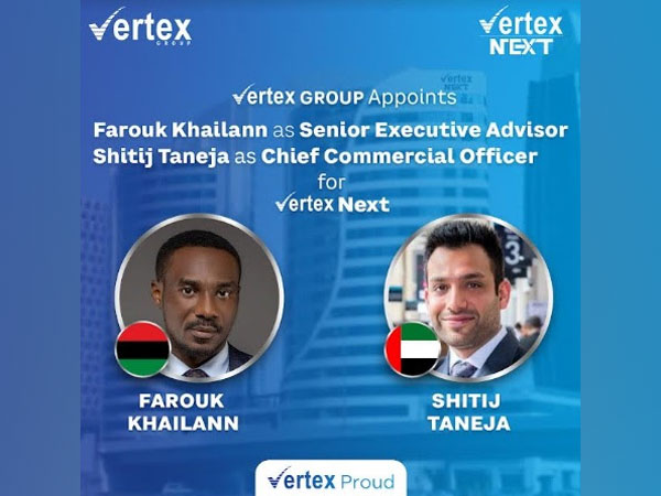 Vertex Group Appointments