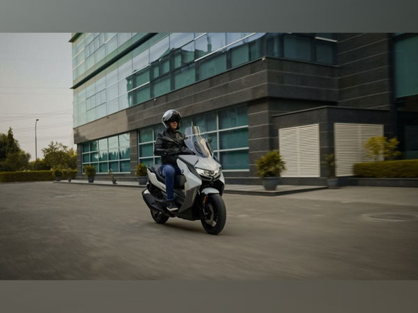 Urban mobility redefined. The all-new BMW C 400 GT launched in India