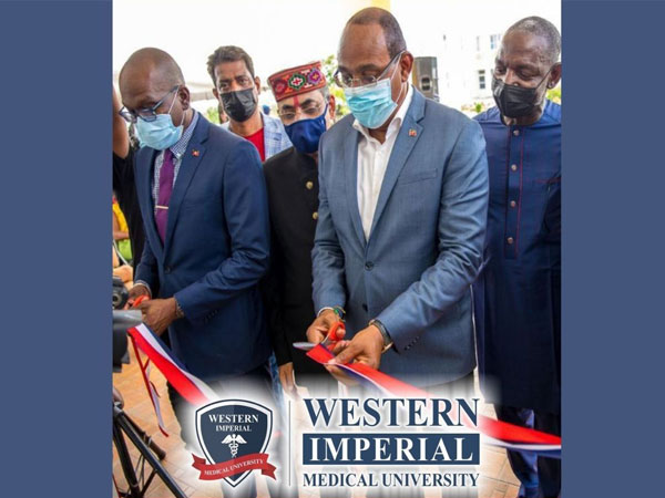 Western Imperial Medical University, Antigua to Provide Free Medical Education across the Globe, announced by Gaston Browne - the Prime Minister of Antigua
