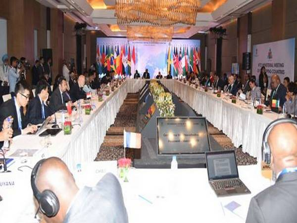 India calls for resolving logjam at WTO appellate body