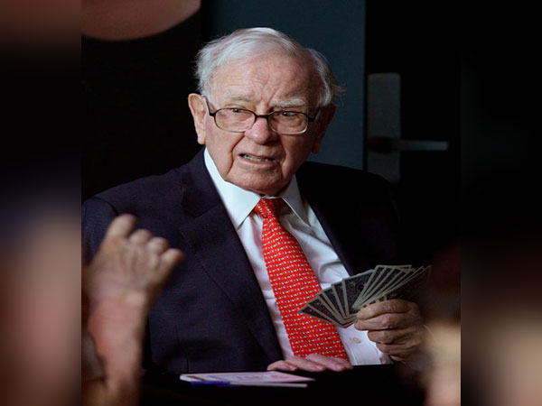Warren Buffett's Berkshire Hathaway sitting on $112 billion in cash, he says