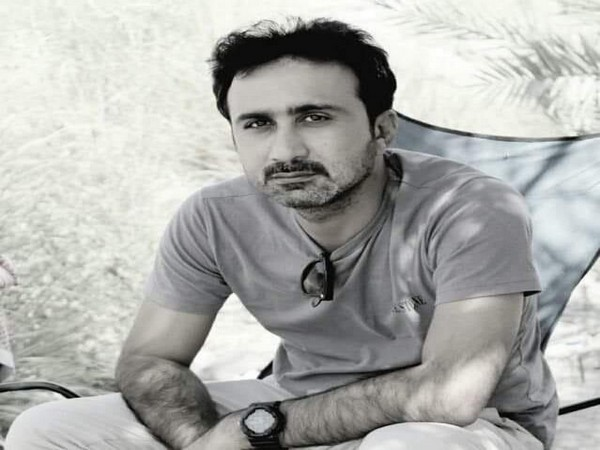 Baloch journalist and writer Sajid Hussain