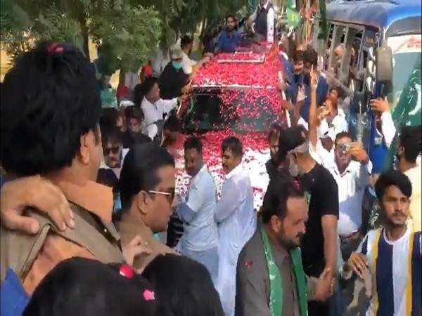 Pakistan opposition all set for its second power show in Karachi today