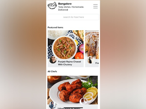 Curryish brings to you flavorsome food made by talented home chefs at your doorstep