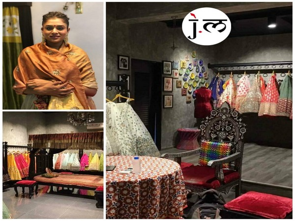 Jigya Patel launches an exclusive bridal attire label Jigya M