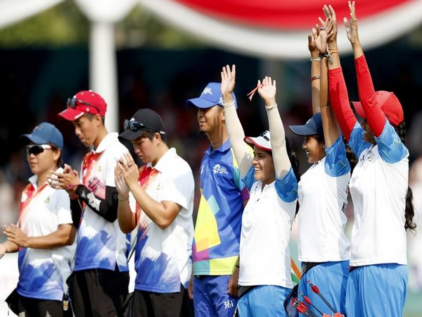 Asian Games: India win silver in women's compound archery