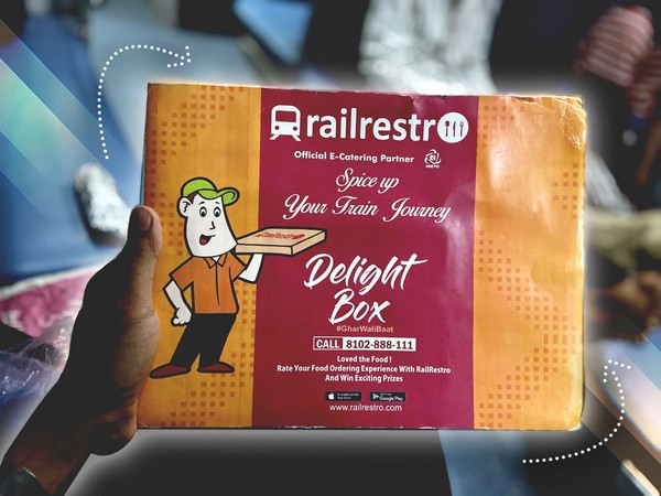 Indian Railways allows e-catering in train: Railrestro is all set to deliver food in train