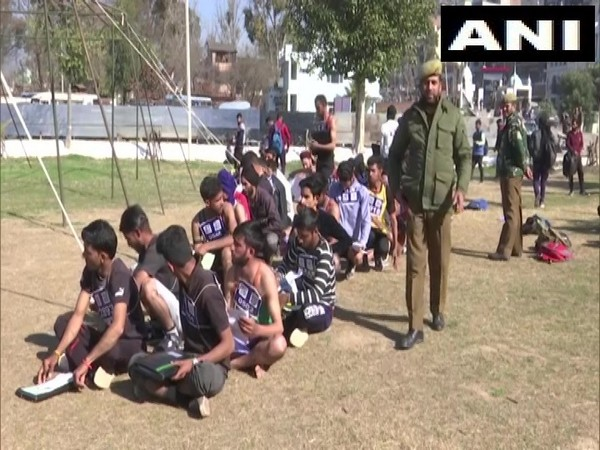 J-K youth participate in special recruitment drive for border police