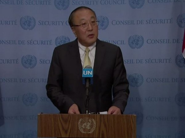 Zhang Jun, Chinese envoy to United Nations. (photo/ANI)