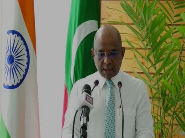 Maldivian Foreign Minister Abdulla Shahid (Photo/ANI)