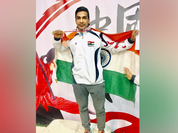 Young Wushu athlete Pawan Gupta from Delhi is an inspiration for young sportspeople in India