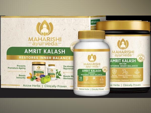 Fitness Icon Milind Soman Named Brand Ambassador for Maharishi Amrit Kalash
