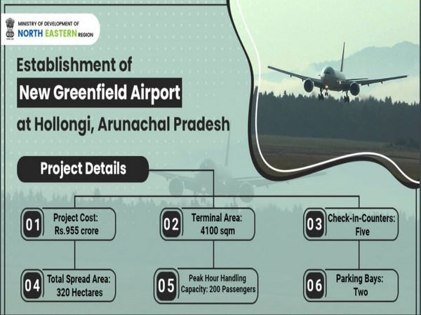 AAI to launch Greenfield airport in Arunachal Pradesh's Hollongi