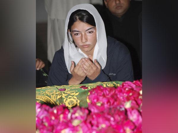 Benazir Bhutto's daughter Aseefa to address opposition mega rally in Multan