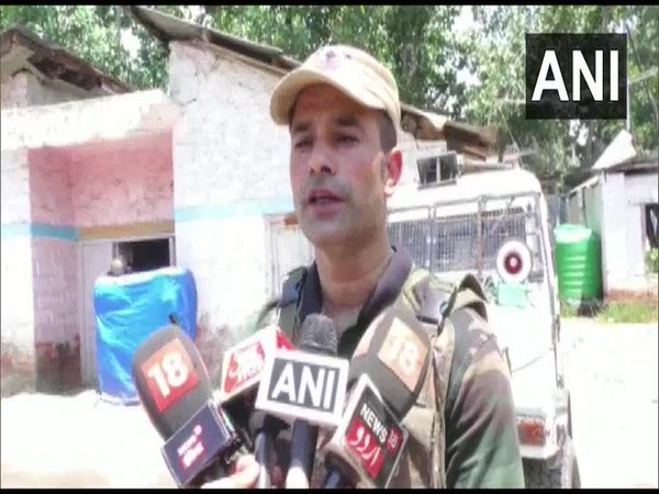 Priority was to evacuate child during terrorist attack, says SHO Sopore
