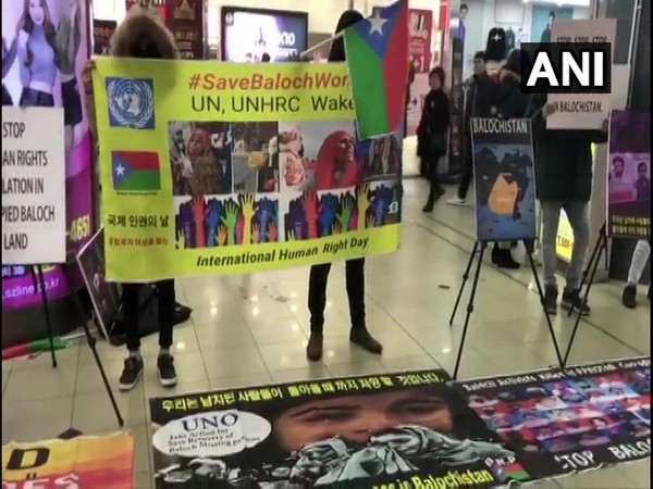 Baloch, Sindhis hold anti-Pakistan protests to mark Human Rights Day