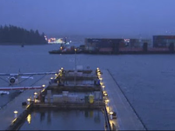 Pair of loose barges in Vancouver cause more than $1-million in damage
