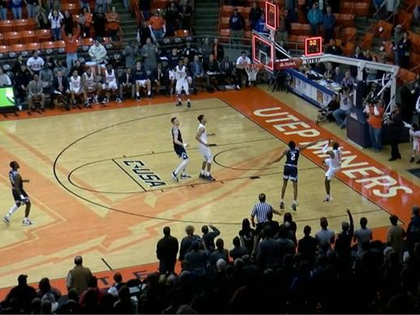 C-USA review of UTEP buzzer beater determined the clock did not start on time