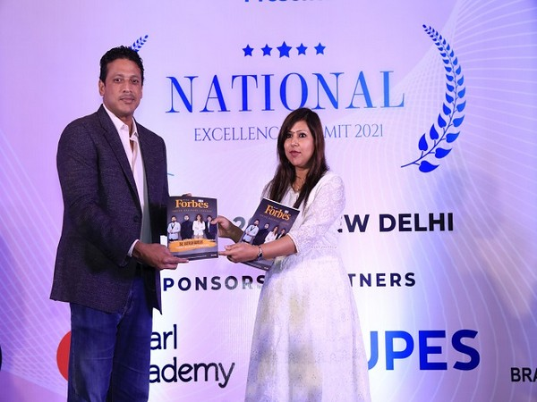 WBR Corp UK Limited's 45 under 45 India list unveiled at National Excellence Summit 2021 at Delhi